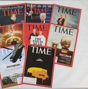 President Donald Trump Magazine Lot